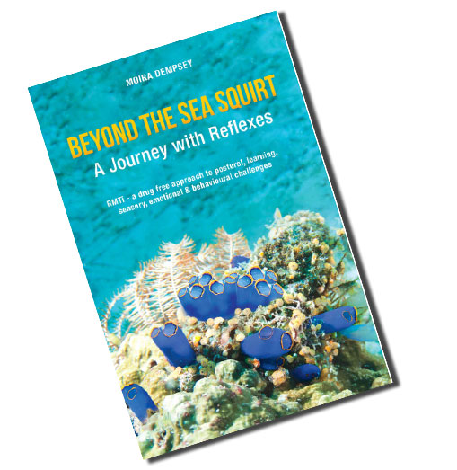 sea squirt book cover